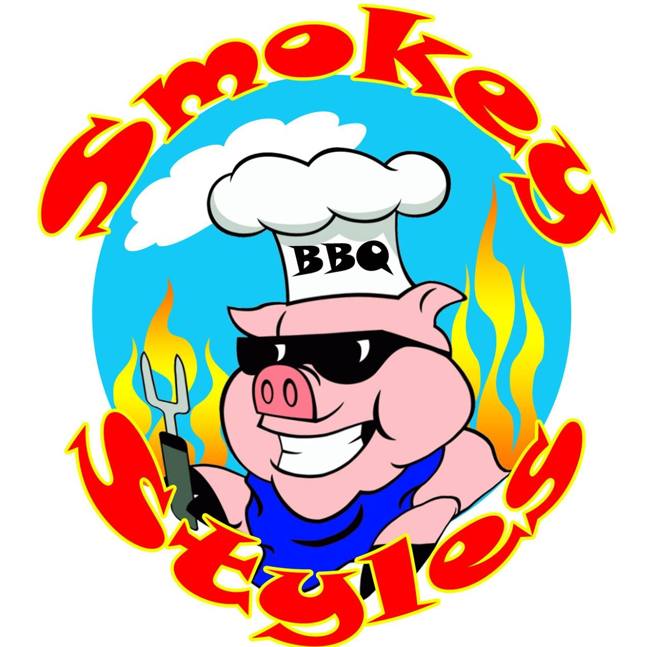 Food provided by Smokey Styles BBQ!